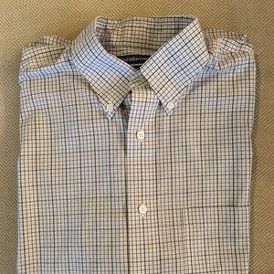 Croft & Barrow Men's Dress shirt size 15 1/2